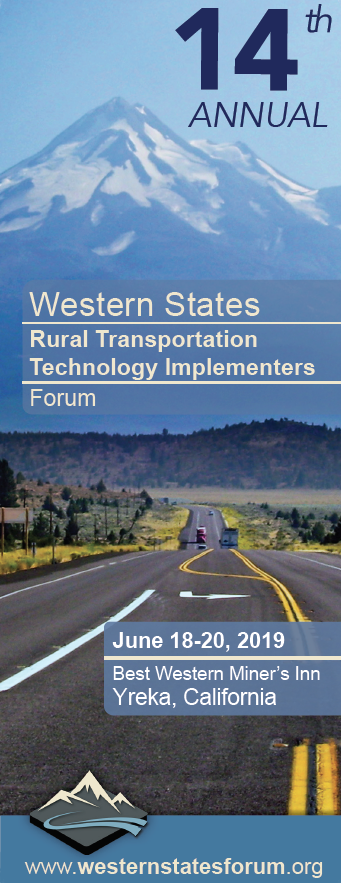 14th Annual Western States Forum brochure